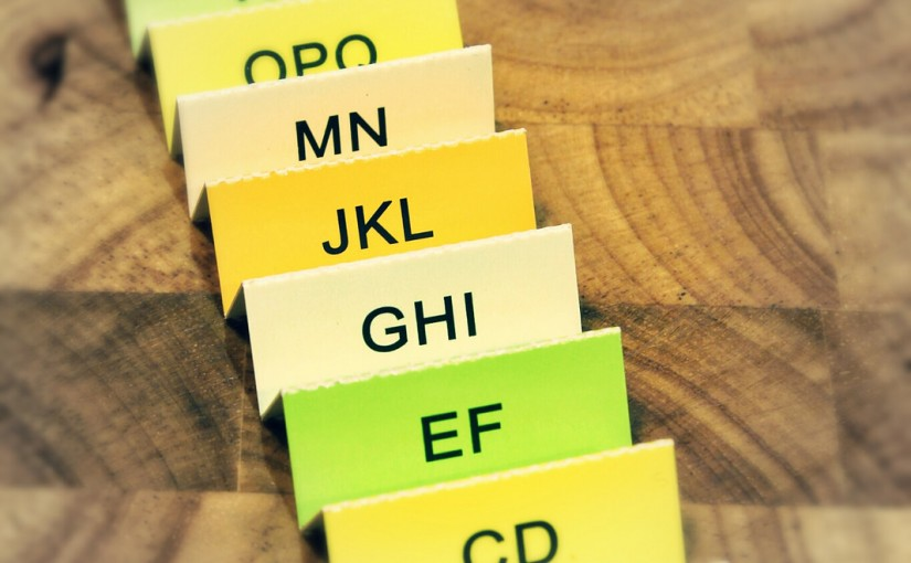 A to Z of Fundraising