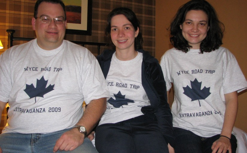 Family Travel Shirts
