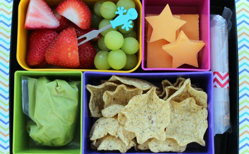 Fun & Healthy Lunchbox Ideas for Kids