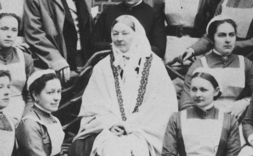 Honoring our Florence Nightingales during National Nurses Week