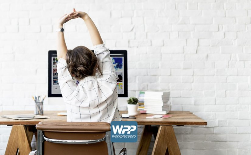 Don't let your desk job kill you: Stretch to stay healthy