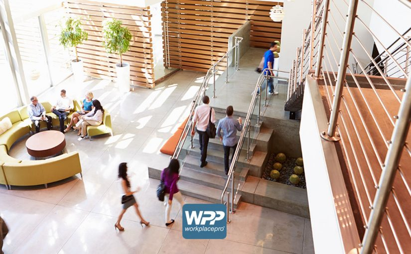 Create a positive customer experience in your lobby