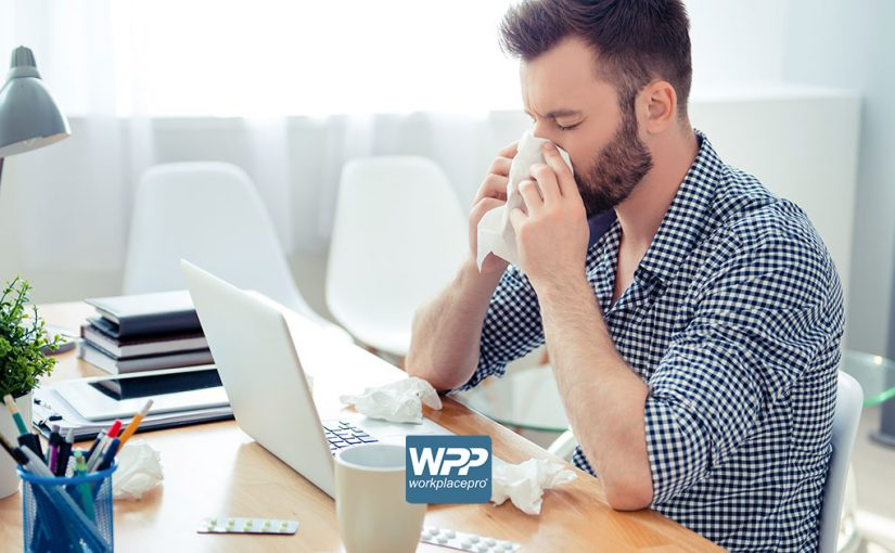 Protect your workplace against the flu